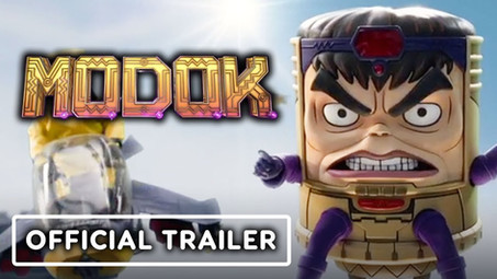 Modok - Marvel/Hulu