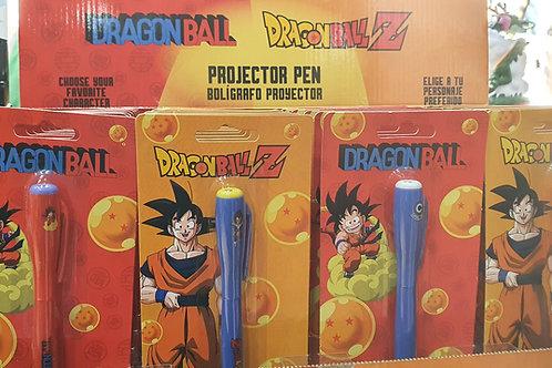 Caneta Projector Dragon Ball Z