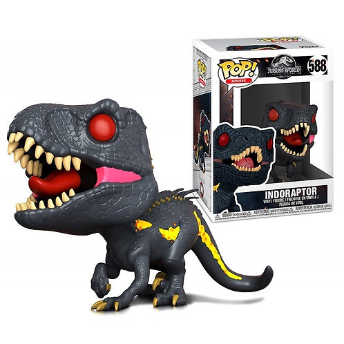 FIGURA POP JURASSIC WORLD FALLEN KINGDOM INDORAPTOR