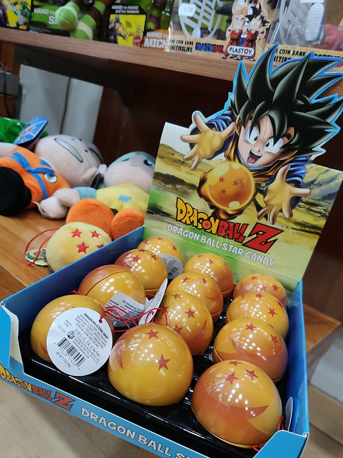 Bolas Dragon Ball Star Candy
