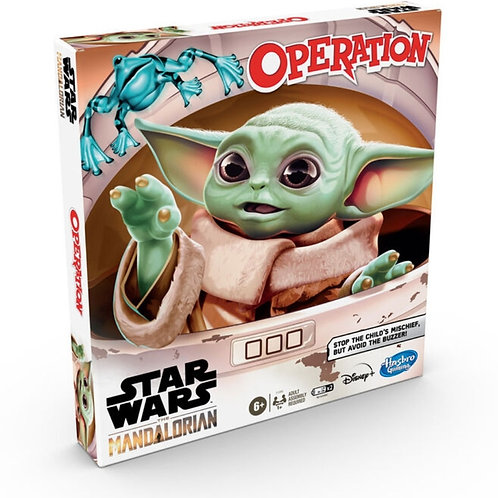 Operation - The Child - Star Wars