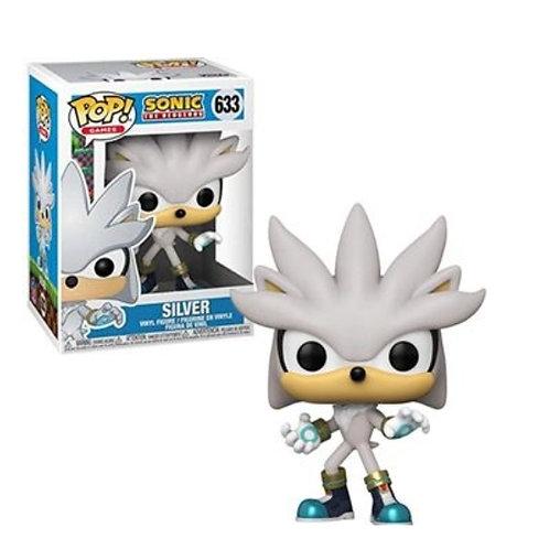 Funko POP Sonic Silver