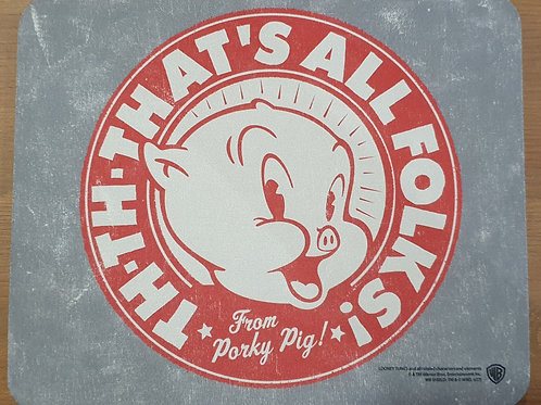 Tapete Rato - Thats All Folks