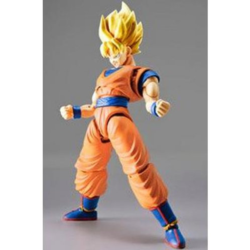 Dragon Ball Z: Figure-Rise - Super Saiyan Goku Version 2 Model Kit