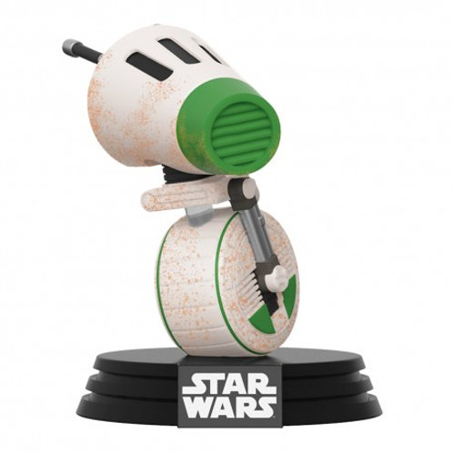 Pop! Star Wars Ep 9 - D-0 312