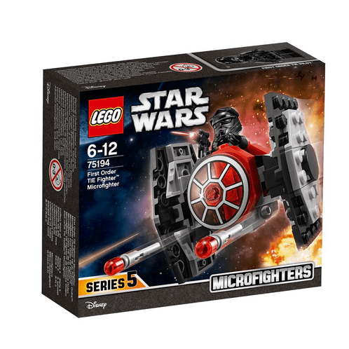 Lego Star Wars 75194 - Microfighter TIE fighter