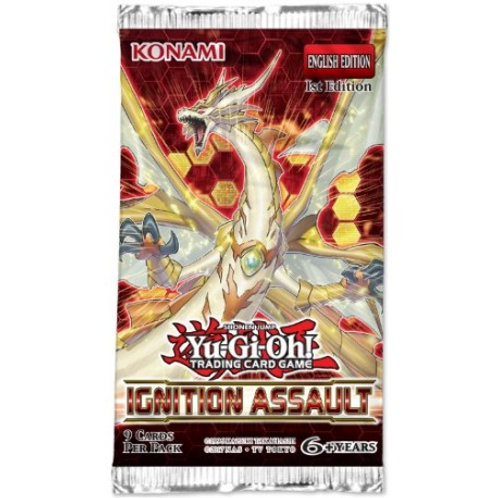 YGO Ignition Assault Booster