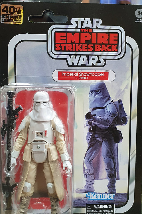 Figura Imperial Snowtrooper Star Wars