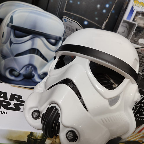 Mascara StormTrooper - Criança - Star Wars