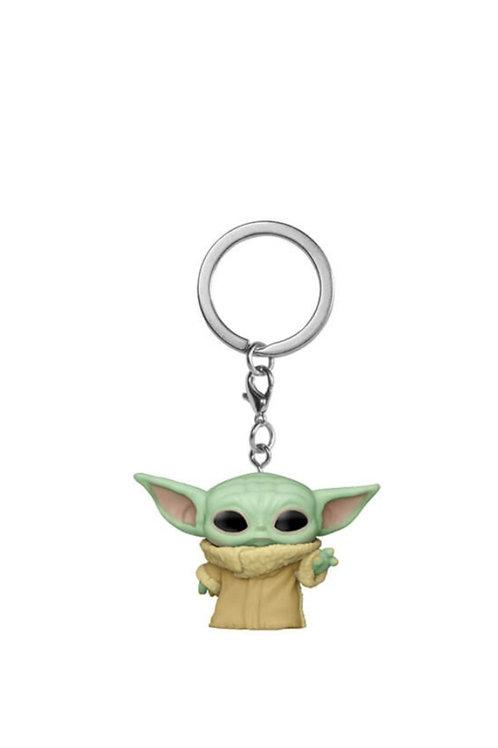 BABY Yoda KeyChain FunkoPOP