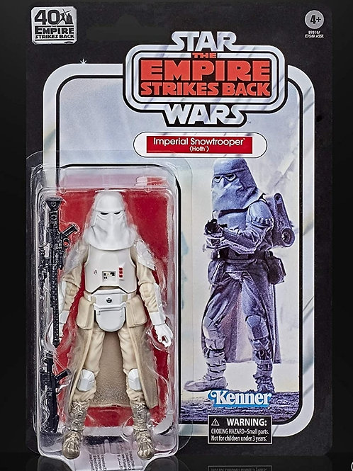 Figura StarWars - Imperial Snowtrooper Kenner