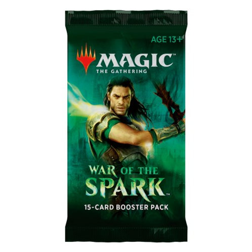 MTG War of the Spark Boosters