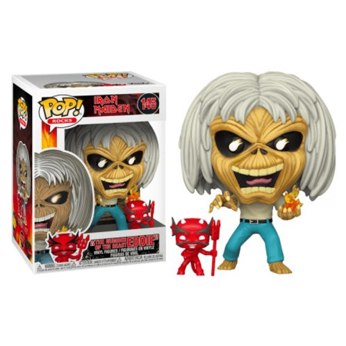 POP! Rocks: Iron Maiden - Number of the Beast 145