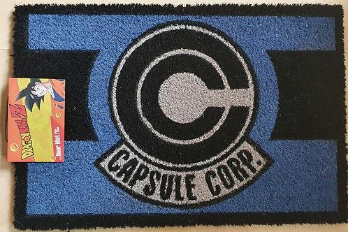 Tapete Dragon Ball Capsule Corp