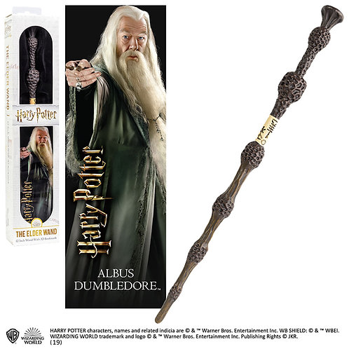 68033 - HP THE ELDER DUMBLEDORE PVC WAND