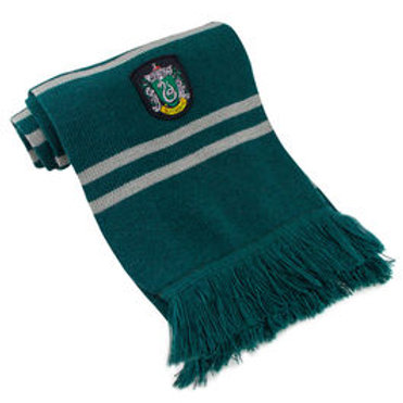 Cachecol Harry Potter - Slytherin