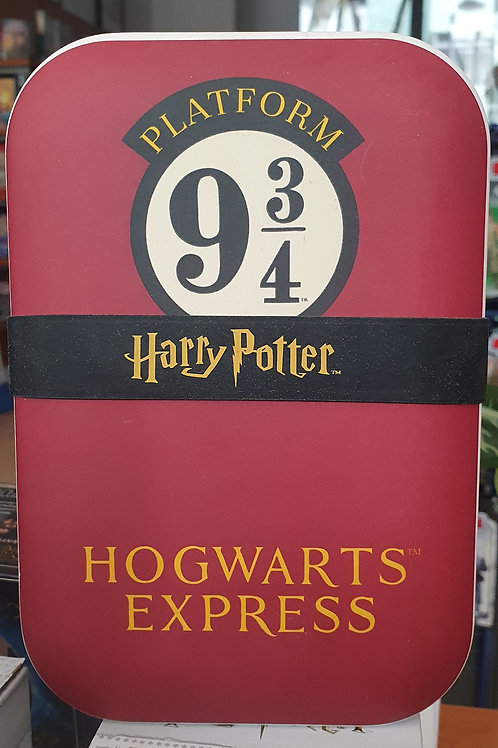 Fiambreira Plataforma 9 3/4 Harry Potter