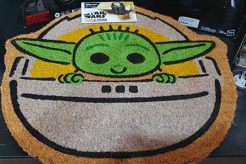 Tapete Baby Yoda