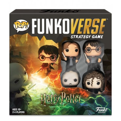 POP! Funkoverse: Harry Potter - Base Set (EN)