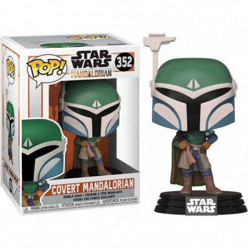 POP! Star Wars: Mandalorian - Covert Mandalorian