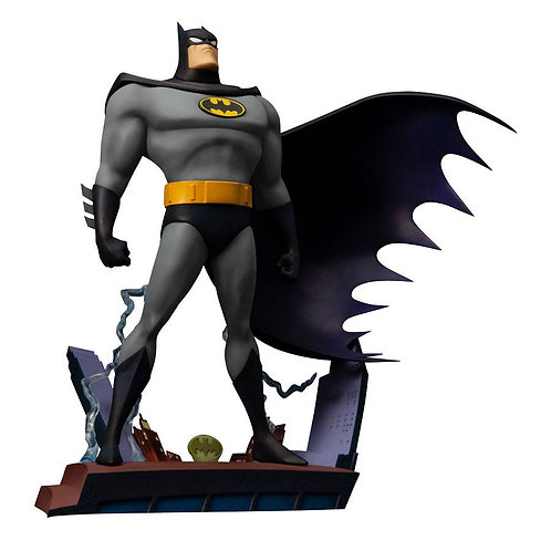 DC Universe: Batman Animated - Opening Sequence Ver. ARTFX+ PVC Statue