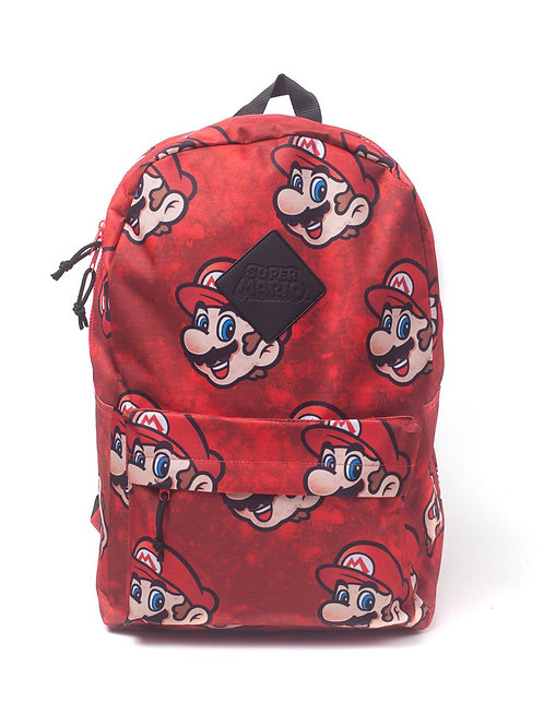 Nintendo: Super Mario Sublimation Backpack