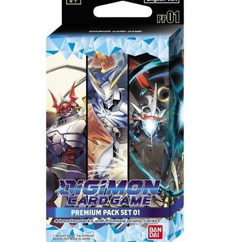 Digimon Premium Pack 01