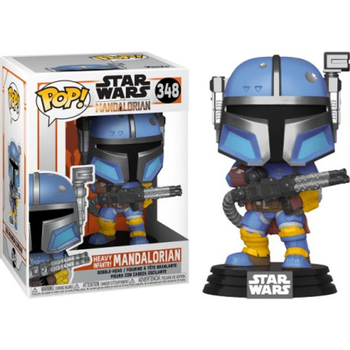 POP! Star Wars: The Mandalorian - H/ Infantry