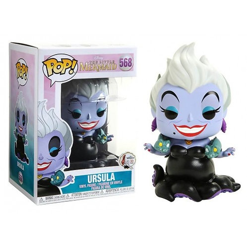 Pop! Disney: The Little Mermaid - Ursula w/ Eels 568