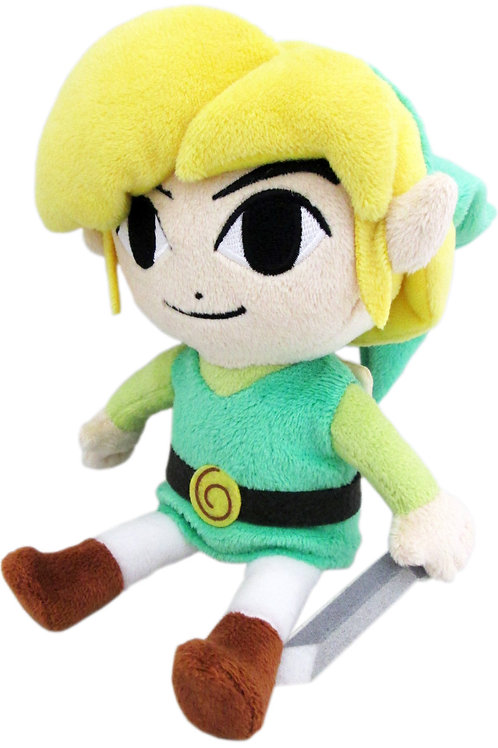 Legend of Zelda: The Wind Waker - Link 12 inch Plush