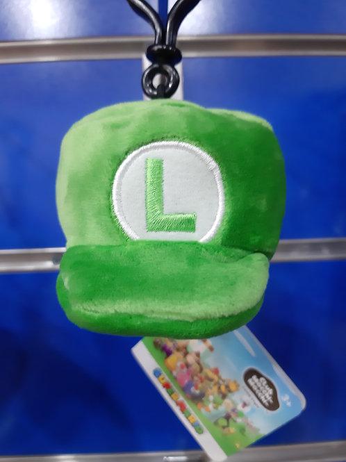Backpack buddy Super Mário Chapéu Luigi