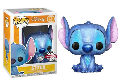 Funko POP Stitch Disney Glitter