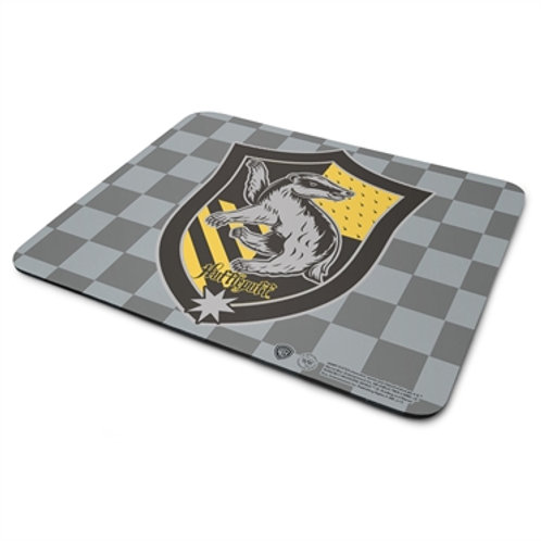 Hufflepuff Mouse Pad Tapete Rato Harry Potter