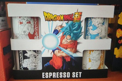 Conjuntos 4 Canecas Dragon Ball