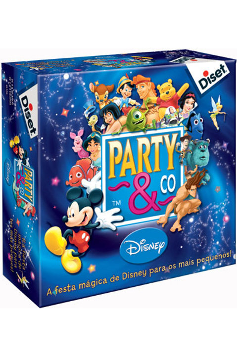 PARTY & CO. DISNEY