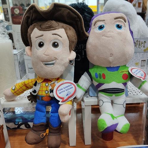 Woody ou Buzz Lightyear- com som
