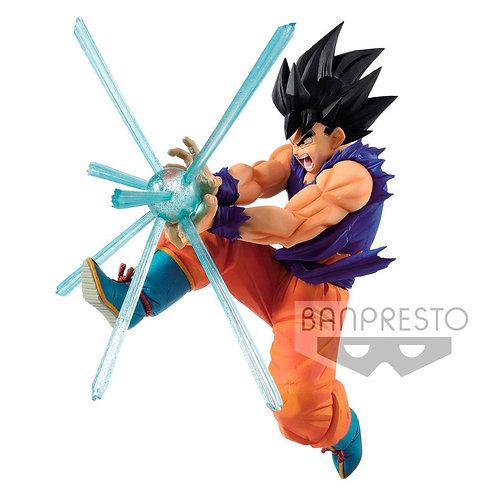 FIGURA SON GOKU DRAGON BALL Z GX MATERIA