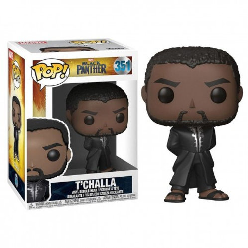 Funko POP! Marvel Black Panther - TChalla