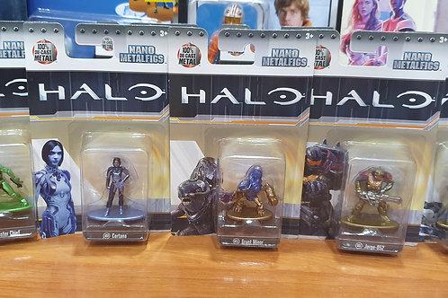 Metal Figures Coleção HALO