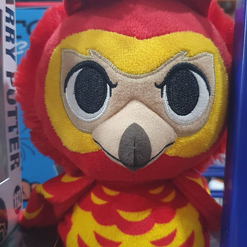 Harry Potter Peluche Fawkes