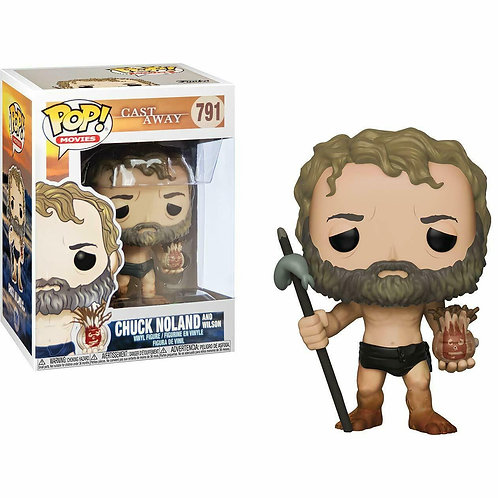 POP! Cast Away: Chuck w/ Wilson 791