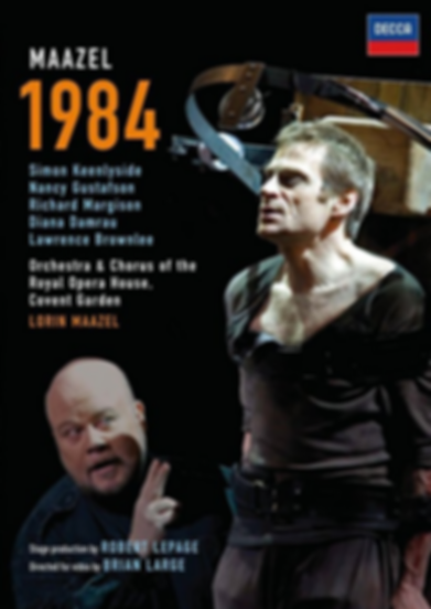 1984 - DVD Cover