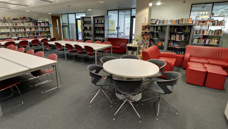 Bellerbys Brighton library