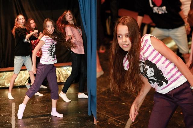 Warminster school dancing class