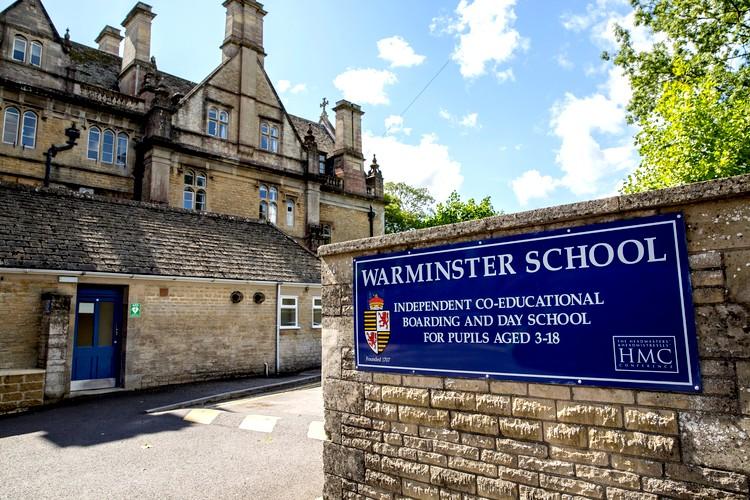 Warminster gates