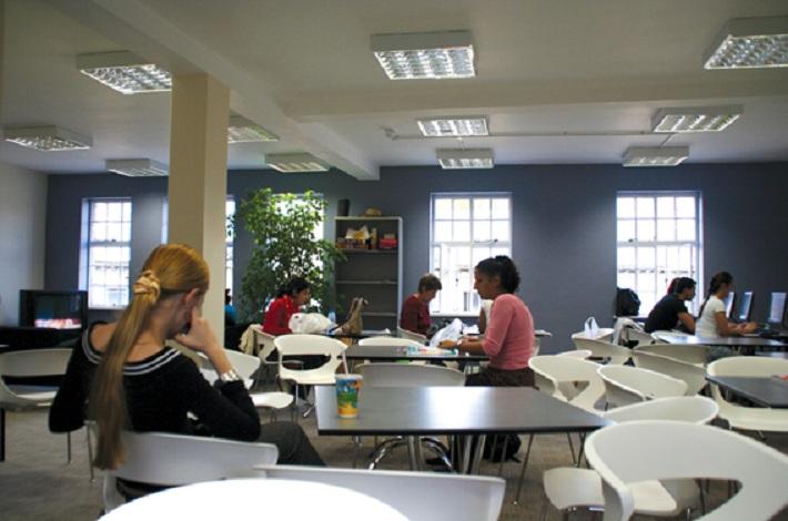 Bellerbys Oxford canteen