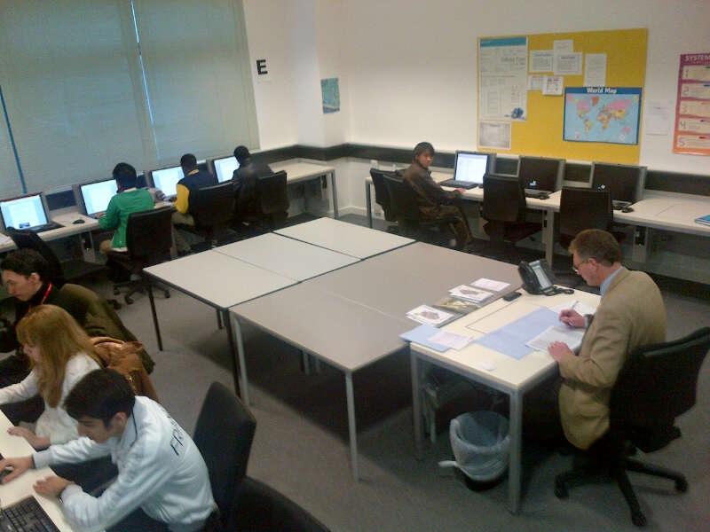 Bellerbys Brighton computer class
