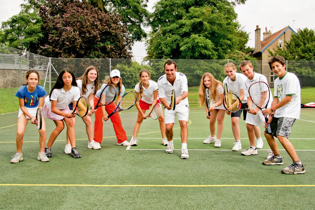 Warminster tennis