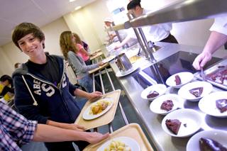 Warminster canteen