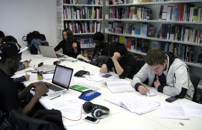 Bellerbys Oxford library